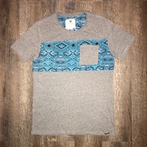 On The Byas Mens Tshirt